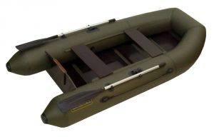 Лодка ПВХ Камыш 2700 МУ  под мотор надувная двухместная